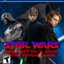 Star Wars The Complete Saga The Video Game Box Art Cover