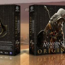 Assassin Creed Origins Box Art Cover