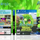 Rick and Morty: Virtual Rick-Ality Box Art Cover