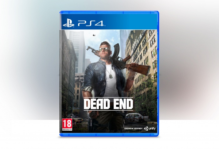 Dead End - Concept Game Art box art cover