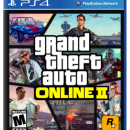 Grand Theft Auto Online 2 Box Art Cover