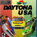 Daytona USA HD Collection Box Art Cover