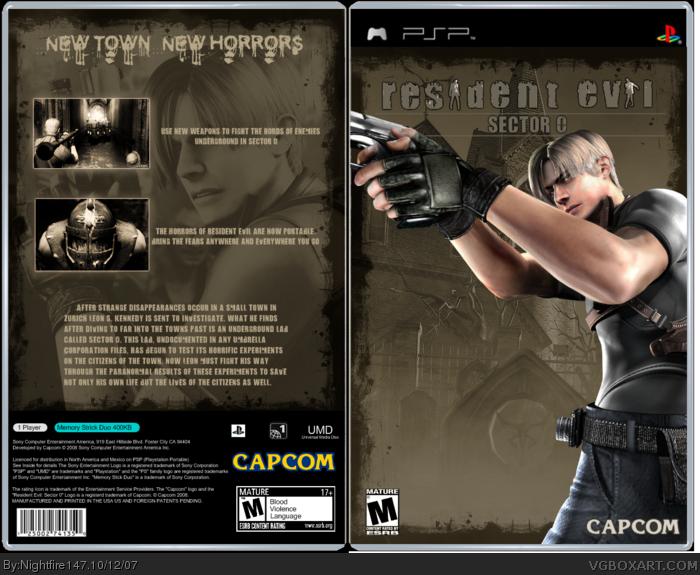 Resident Evil Psp скачать торрент - фото 8