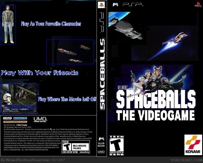 Spaceballs game