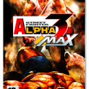 Street Fighter Alpha 3 Max Box Art Cover