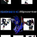 Sonic Sports Box Art Cover