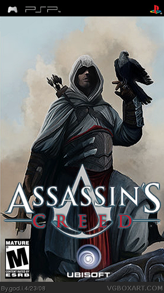 Assassin's Creed box cover