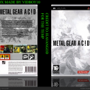 Metal Gear Acid 2 Box Art Cover
