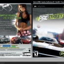 Need For Speed: ProStreet Box Art Cover