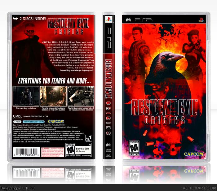 Resident Evil Psp скачать торрент - фото 3