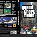 GTM: Grand Theft Mario Box Art Cover