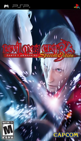 Devil may cry psp