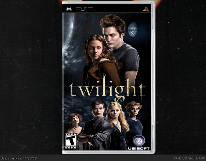Twilight Art Games Twilight Box Art Cover