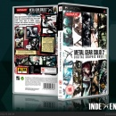 Metal Gear Solid 2: Digital Graphic Novel Box Art Cover