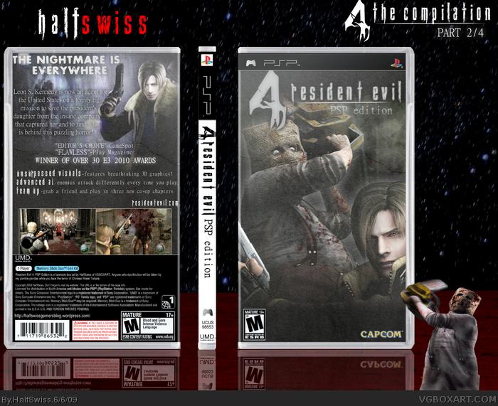 Resident Evil Psp скачать торрент - фото 4