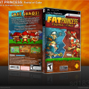Fat Princess: Fistful of Cake Box Art Cover