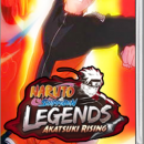 Naruto Shippuden:Legends Akatsuki Rising Box Art Cover