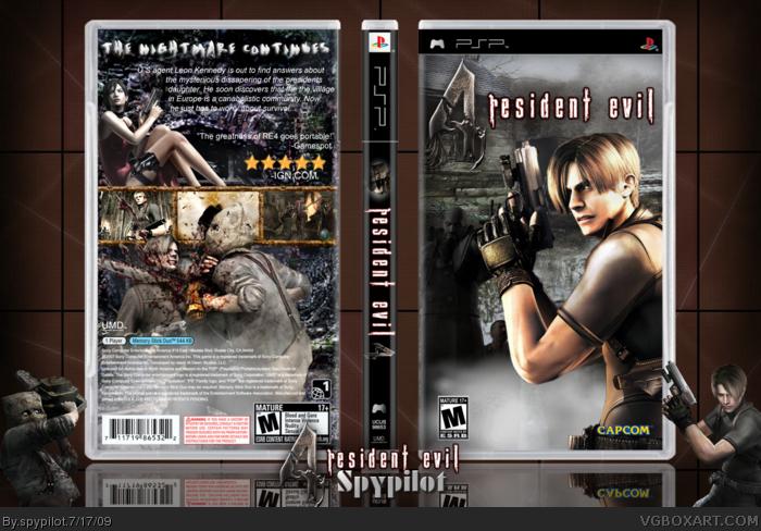 Resident Evil Psp скачать торрент - фото 6