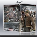 Resident Evil 4: PSP Edition Box Art Cover