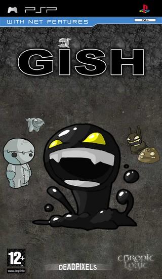 скачать gish на psp