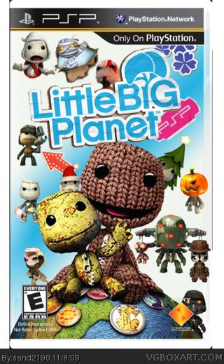 Littlebigplanet (usa) rom > playstation portable | loveroms. Com.