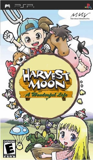 Game Harvest Moon A Wonderful Life For Android