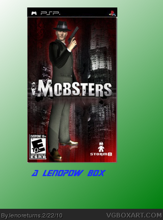 Imobsters box cover