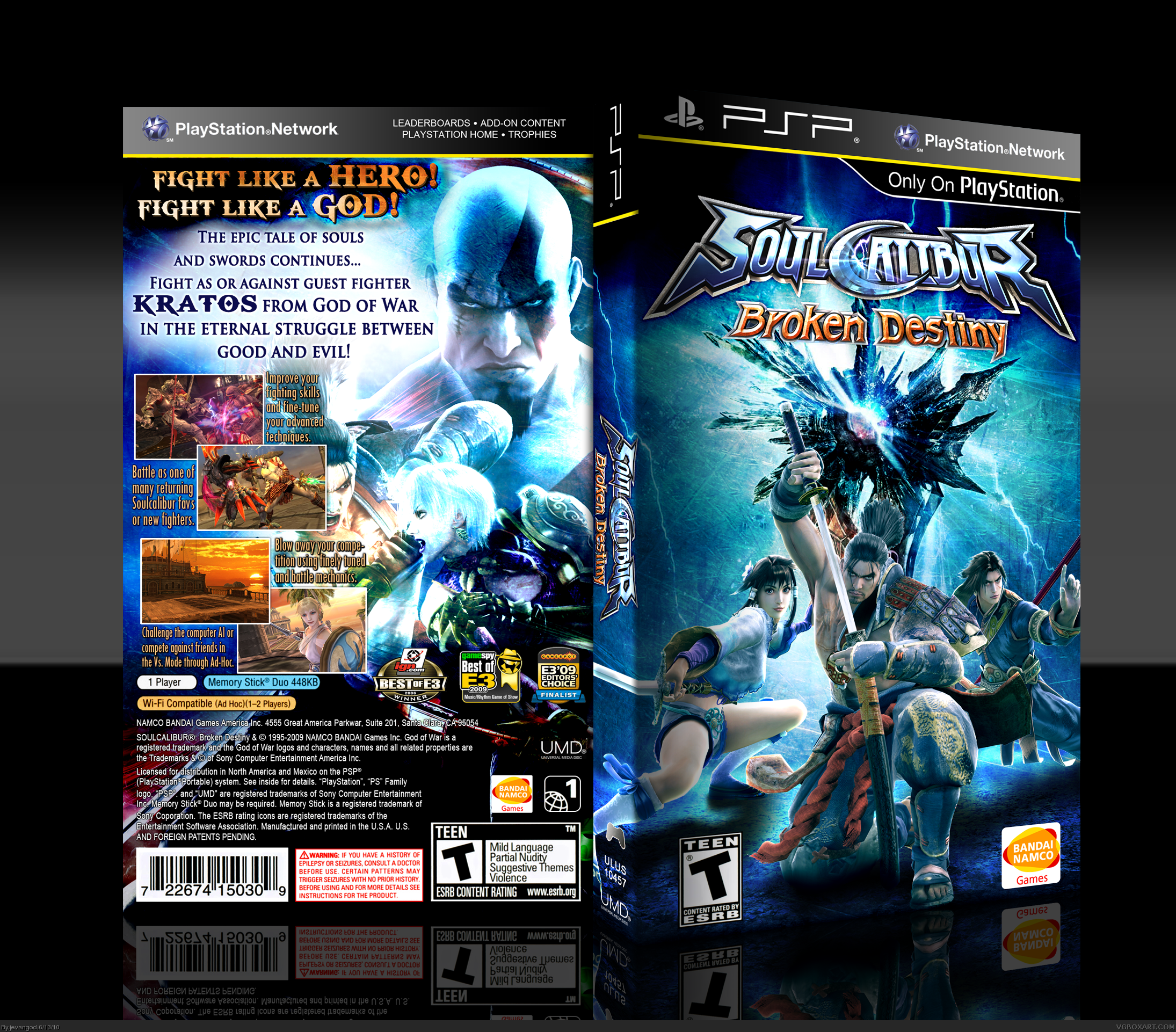 Soul calibur broken destiny how to get  pron picture