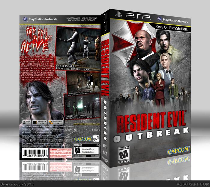 Resident Evil Psp скачать торрент - фото 10