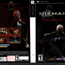 Hitman silent assassin Box Art Cover