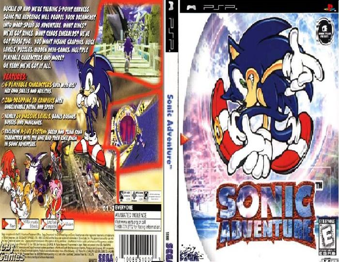 Игру Sonic Для Psp