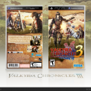 Valkyria Chronicles 3 Box Art Cover