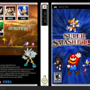 Super Smash Bros. PSP Box Art Cover