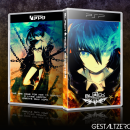 Black Rock Shooter: The Game Box Art Cover
