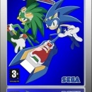Sonic Riders Extreme Box Art Cover