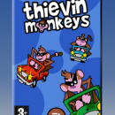 Thievin Monkeys Box Art Cover