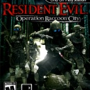 Resident Evil Operation Racoon City: PSvita Box Art Cover