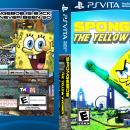 Sponge Bob The Yellow Avenger Box Art Cover