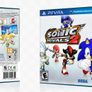 Sonic Rivals 2 Box Art Cover