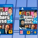 GTA HD Edition Box Art Cover