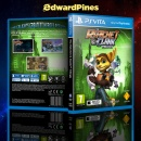The Ratchet & Clank Trilogy Box Art Cover