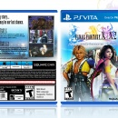 Final Fantasy X | X-2 HD Remaster Box Art Cover