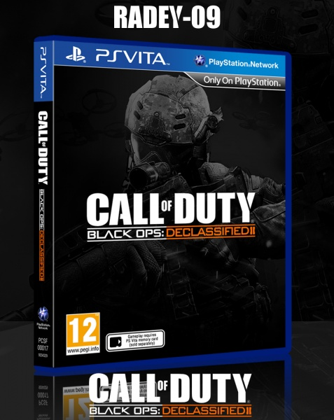 Playstation Vita Call Of Duty : Call of duty black ops declassified ii playstation vita