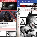 Batman Arkham City Box Art Cover