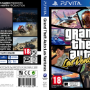 Grand Theft Auto: Las Venturas Box Art Cover