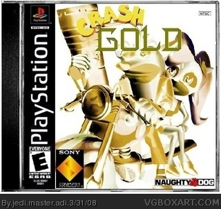 Crash Gold box cover