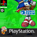 Sonic Team Box Art Cover