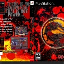 Mortal Kombat Trilogy Box Art Cover