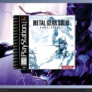 Metal Gear Solid: Subsistence Box Art Cover
