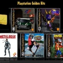 PlayStation Golden Hits: 15th Anniversary Box Art Cover